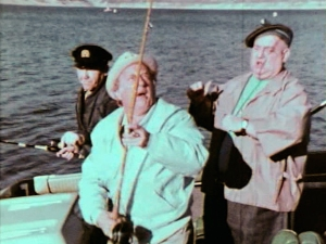 My job search is like Larry's fishing...no luck at all!